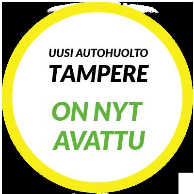 Uusi Autohuolto Tampere on avattu